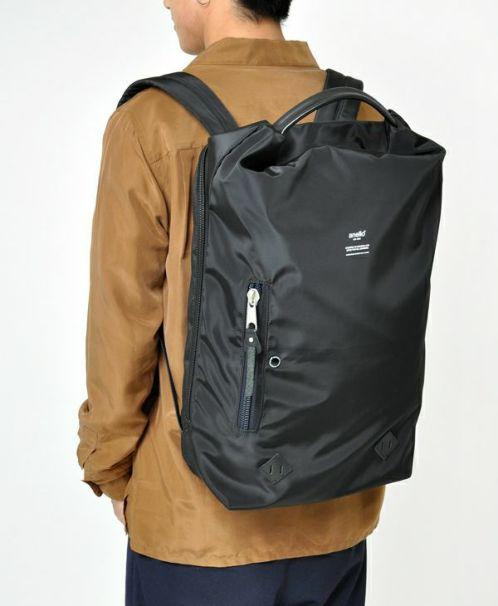 ブラックグレー:着用イメージ 身長173cm