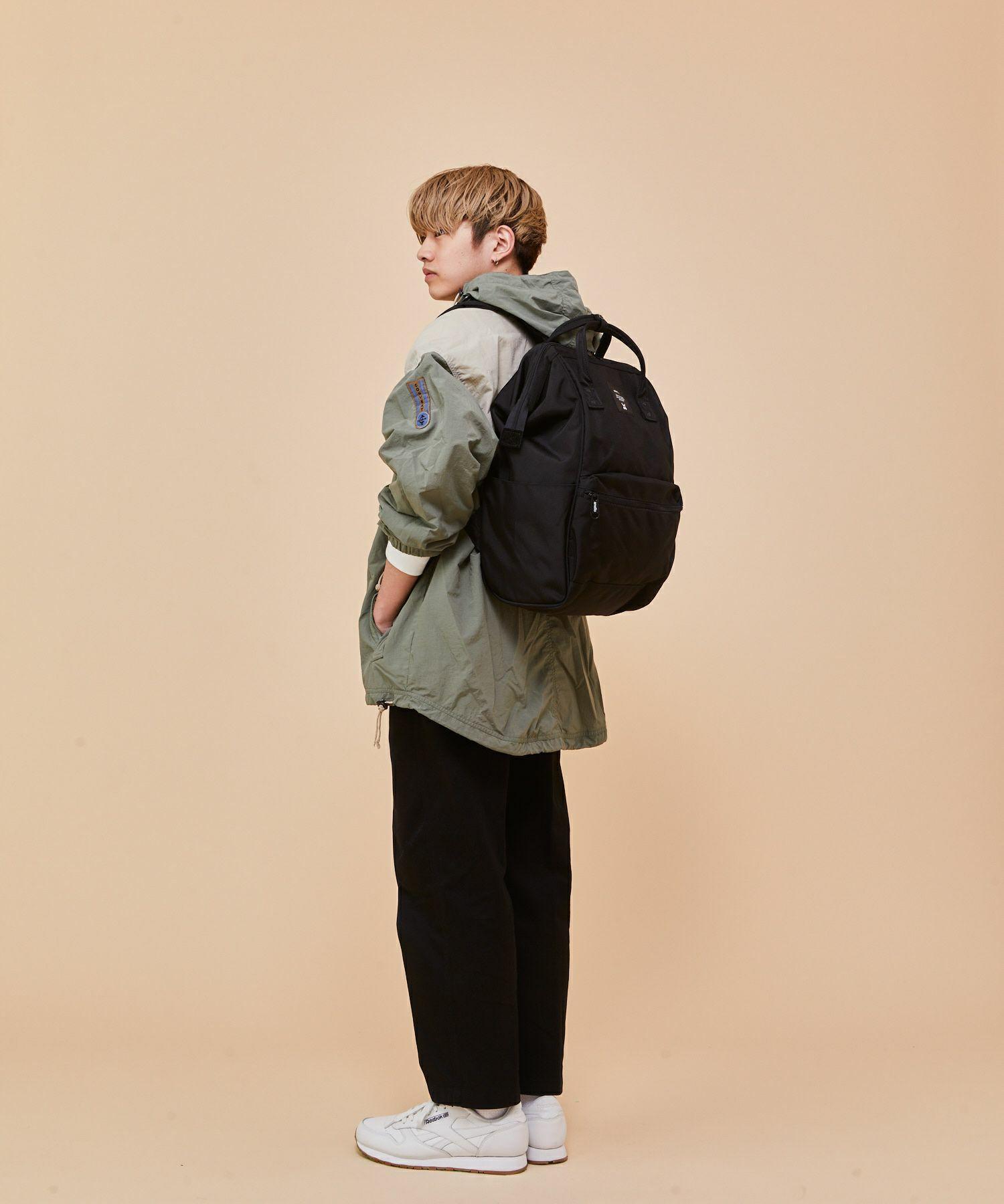 ブラック:着用イメージ 身長162cm